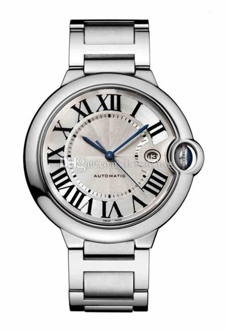 맨 위로 Automaitc가 기계 스테인레스 스틸 손목 시계 042을 보는 남성 자동 시계를 판매