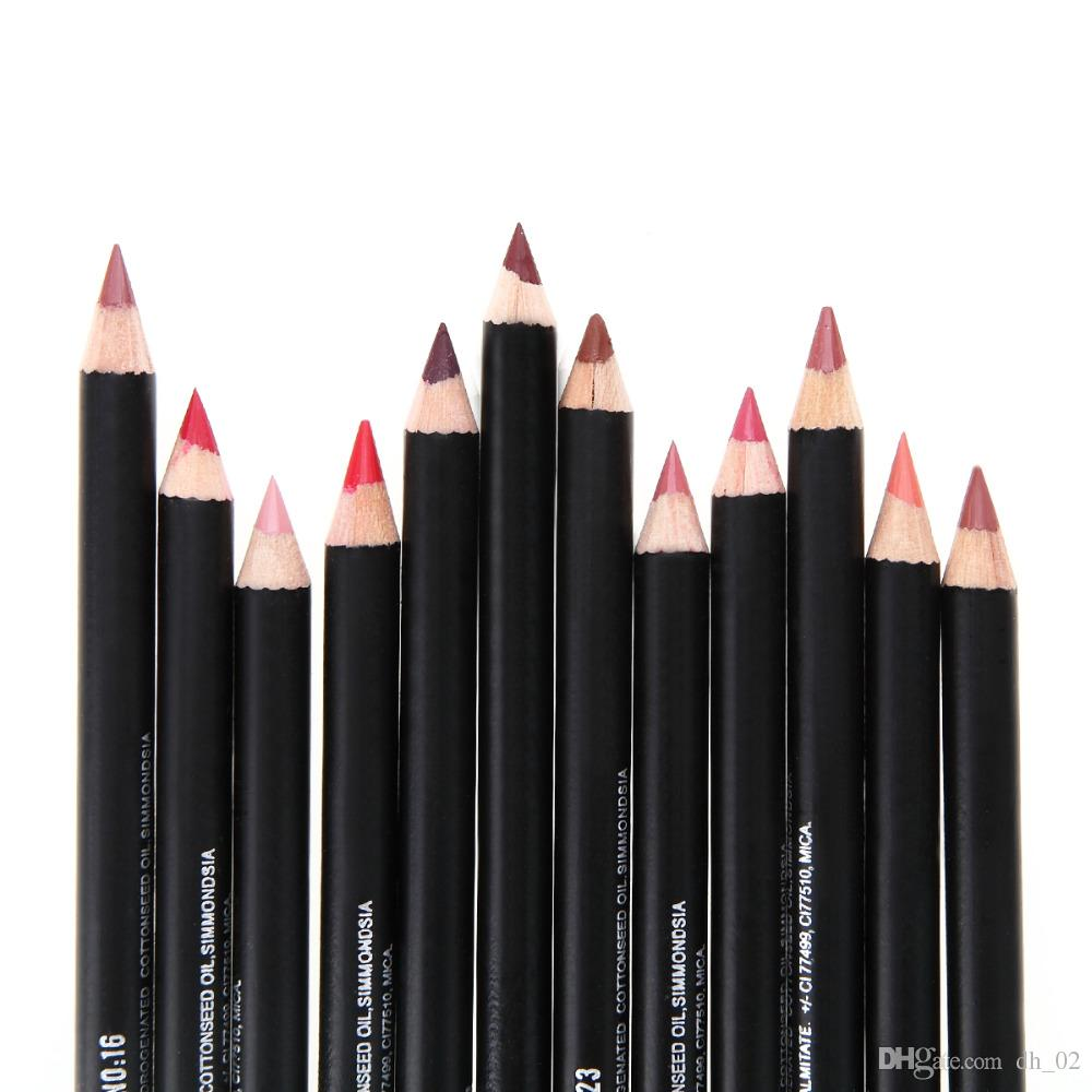 New Eye Make Up Eyeliner Pencil Waterproof Eyebrow Beauty Pen Lt Pro Liner Lip Sticks Cosmetics Eyes Makeup Lipstick Palette Rimmel From Dh 02