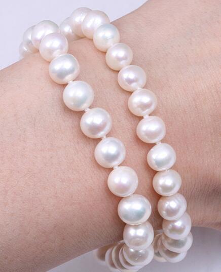 Braccialetti di perle 8mm braccialetti semplici bracciali economici