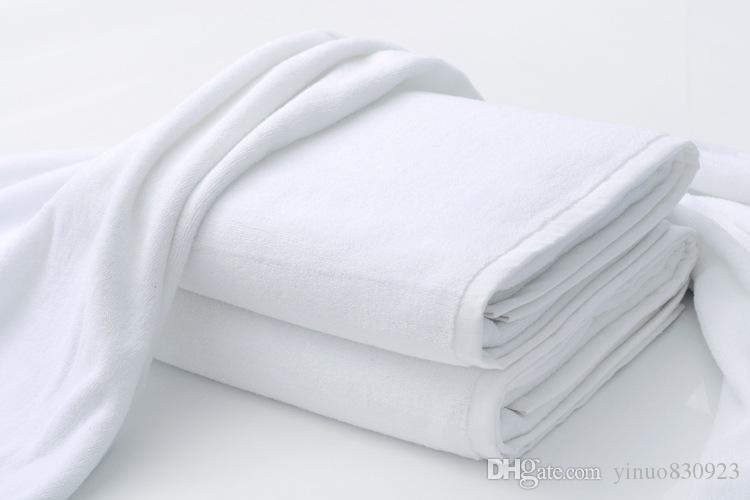 Bathrobe 500g 70*180cm toalha Towels Best 1Pcs Luxury Hotel Spa Bath Towel 100% Cotton White Solid Bath Towels Bar