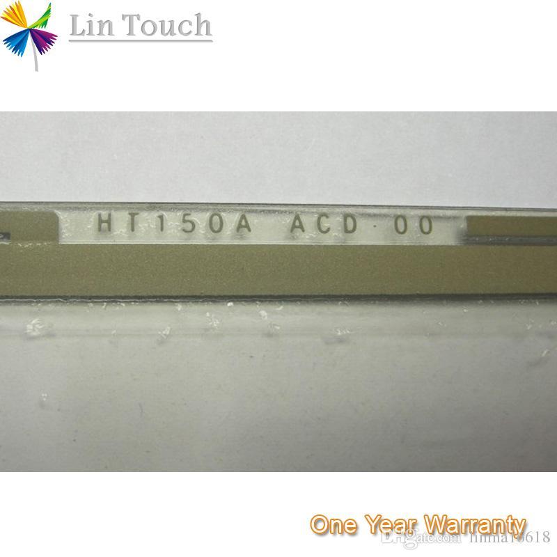 YENI HT150A-ACD-00 HMI PLC dokunmatik ekran paneli membran dokunmatik dokunmatik onarmak için kullanılır