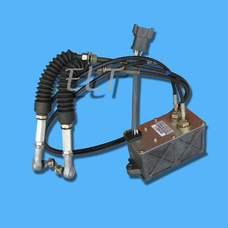 스로틀 모터 주지사 모터 조립 247-5207 가속기 모터 맞춤 굴삭기 E312C