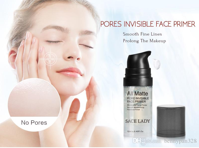 Pore Invisible Foundation Primer Mattifying Pore Minimizing Primer