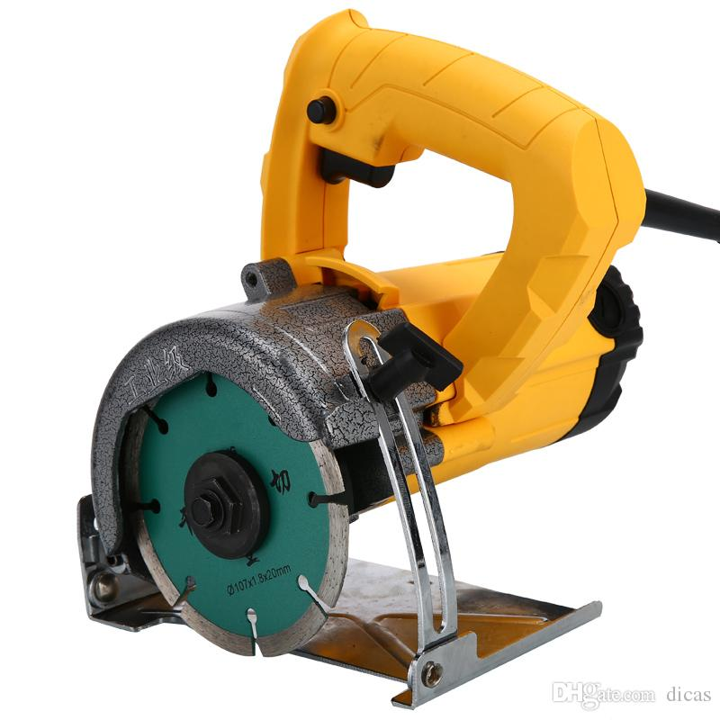 220v industry grade powerful woodworking electric saw multifunctional wood sawing machine stone cutting tool tile cutter sawing tool
