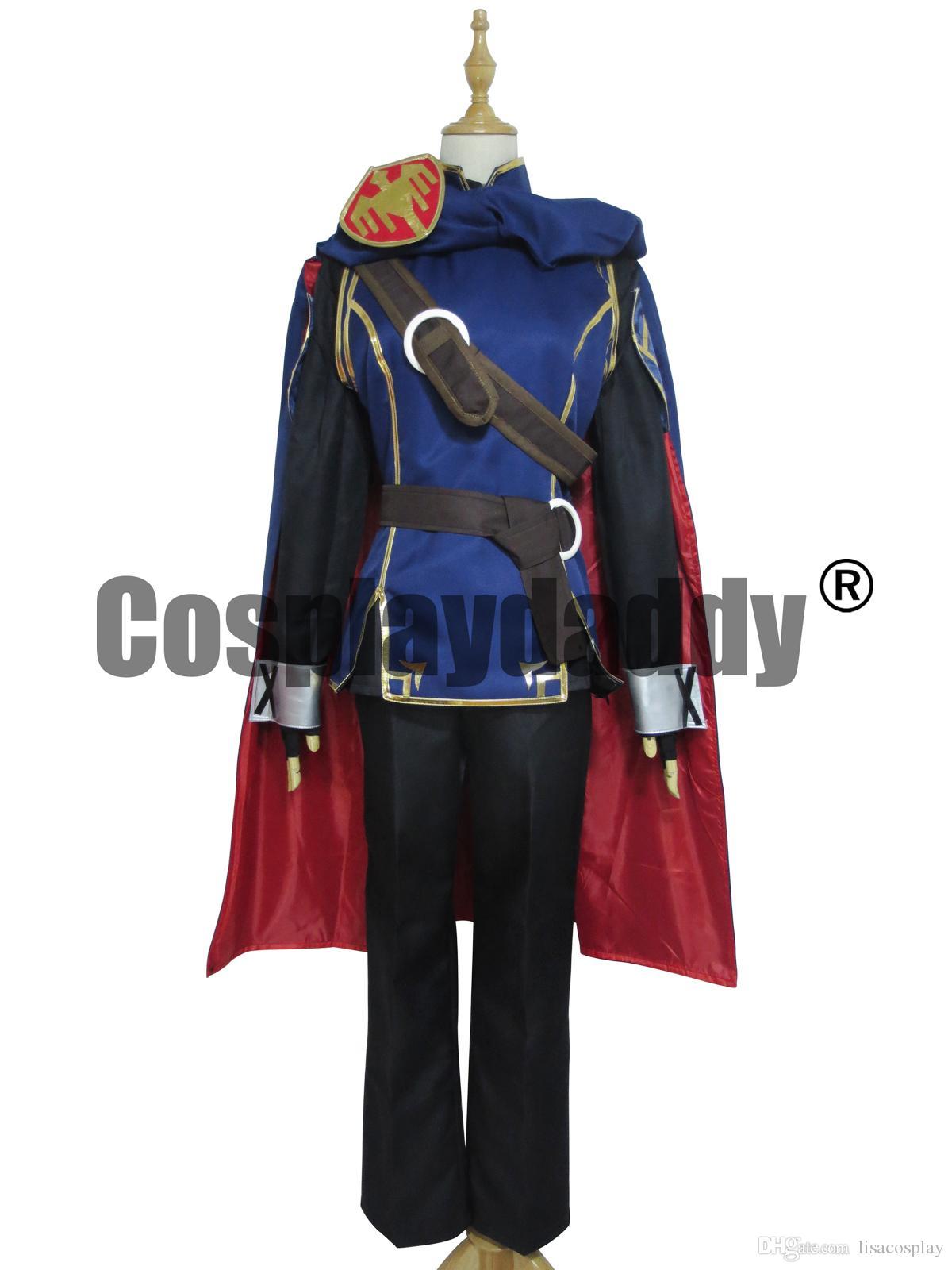 Fire Emblem Awakening Lucina Battleframe Cosplay Costume UK