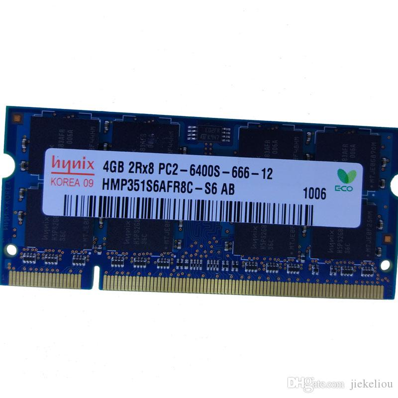 for HP 6530s 6710b 6530b 6535b CQ36 CQ61 CQ40 CQ45 4416S 8530p 8530w Laptop 4GB DDR2 800 RAM 2GB 2Rx8 PC2-6400S 200-PIN SODIMM memory