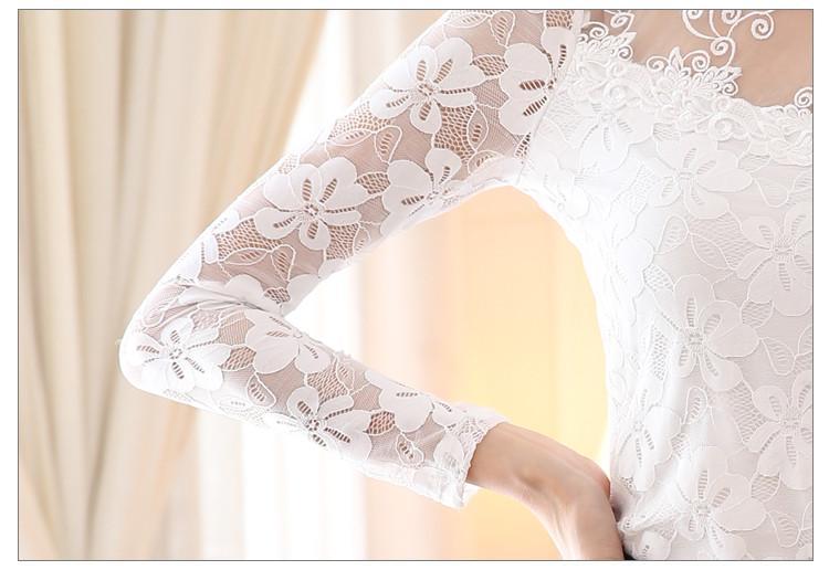 lace blouse 535