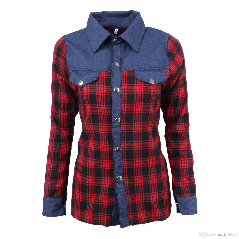 Casual Womens Sweatshirt Printing Pocket Button Pullover Sweatshirt Blouse Autumn Fashion Womens 2019