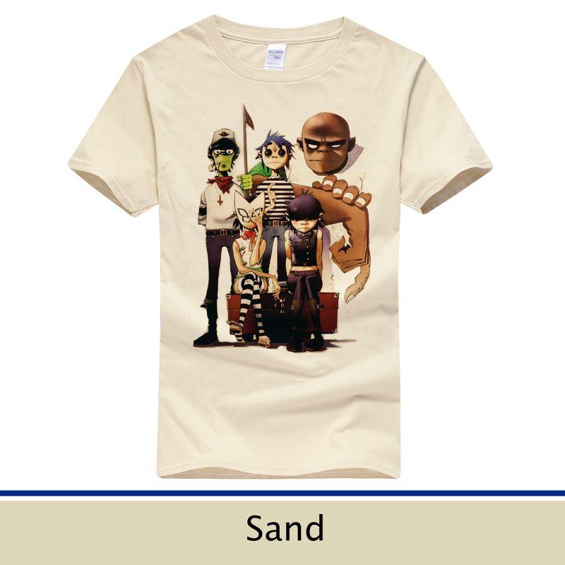 Sand color shirt