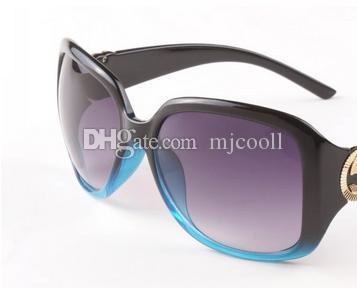 Mode 3163 weibliche Sonnenbrillen Sonnenbrillen Männer und Frauen