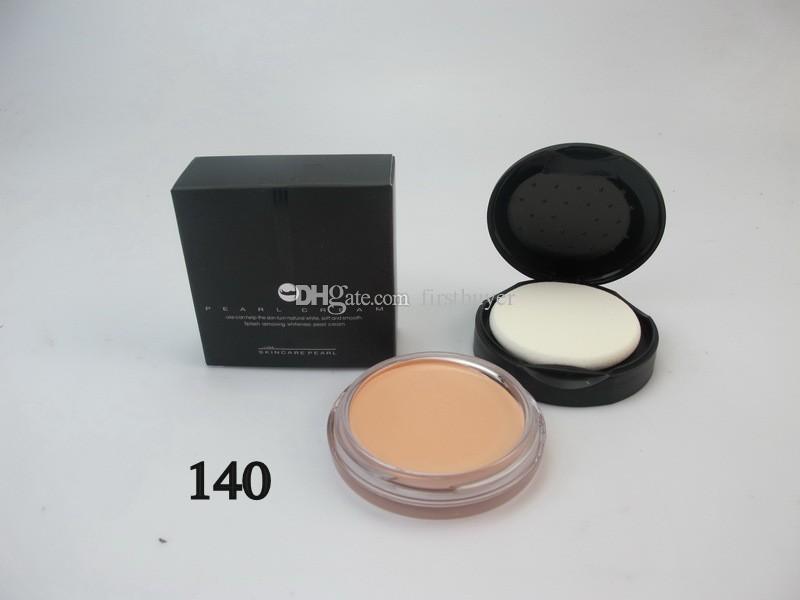 maquillage Nouveaux 12g 2colors Correcteur Crème éclaircissante Fond de teint crème 130 # 140 #