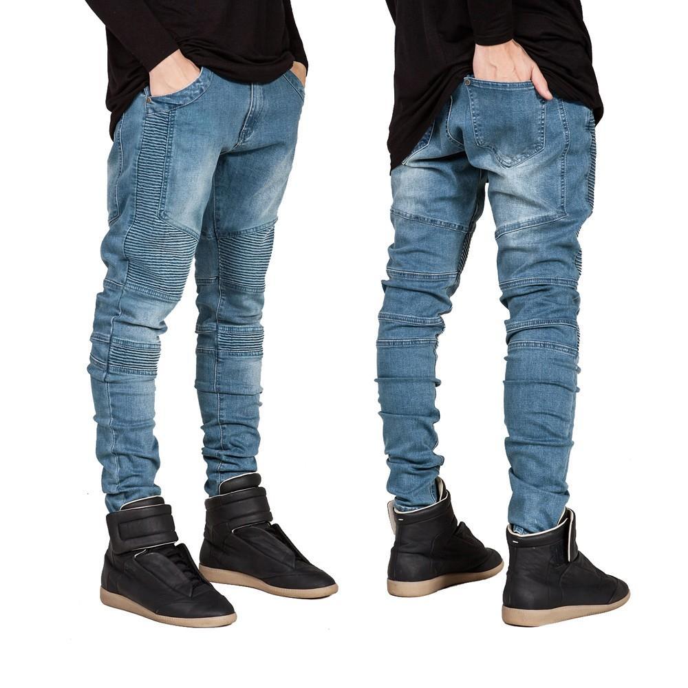 liquido Indipendentemente sudovest  2020 2017 New Arrival Men Cotton Skinny Jeans Men Fashion Classic Runway  Slim Racer Moto Biker Jeans Strech Hiphop Jeans For Men Y2036 From  Zhaoxuncai8888, $42   DHgate.Com