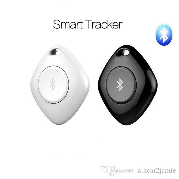 ALKcar Smart Bluetooth Tracker Anti-lost Device GPS Locator Tag Alarm For Mobile Child Bag Wallet Key Finder