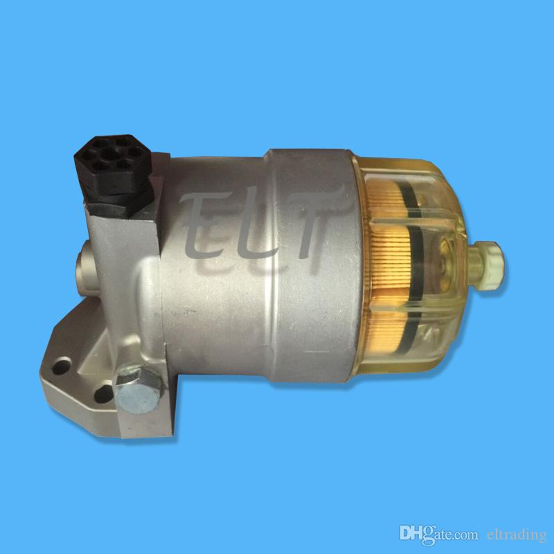 Oil Separator Assembly Fuel Filter 8-98013986-1 4642641 Replacement Parts Fit SH210-5 ZAIX 200-3 ZAX240-3