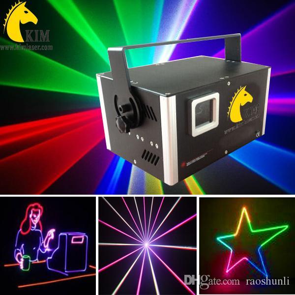 5W 40Kpps scanner RGB TTL SD card laser light/dj laser/lazer/logo ads projector/building logo/concert lighting/stage lighting/disco light
