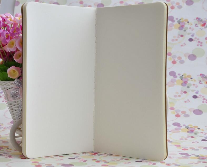 الكورية القرطاسية اللوازم المدرسية مكتب خمر كرافت غطاء فارغ دفتر مذكرة كتاب المفكرة كراسة الرسم يوميات دفاتر مجلة