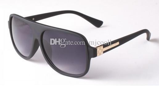 2017 Frauen Männer modische Universalgläser Sonnenbrille Modell 9012