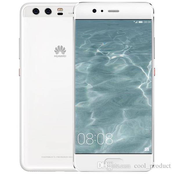 "Original Huawei P10 Plus 4G LTE Cell Phone 6GB RAM 64GB 128GB ROM Kirin 960 Octa Core Android 5.5"" 20.0MP Fingerprint ID NFC Mobile Phone"