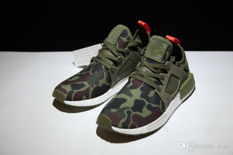 Wholesale NMD Runner XR1 Army Green