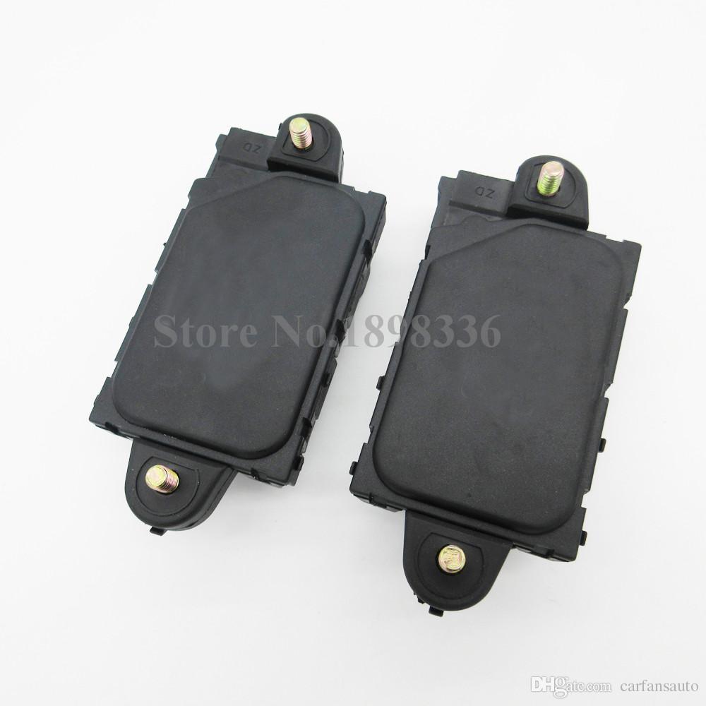 2PCS / LOT NEW Дверной замок Привод слева и справа 95735-38000 95736-38000 для 99-05 Hyundai Sonata
