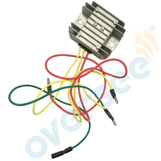 F25-05170500W Gleichrichter für Parsun 4-Takt 25PS F20 F25 F20BW F25BW F20FW F25FW Außenborder F25-05170500