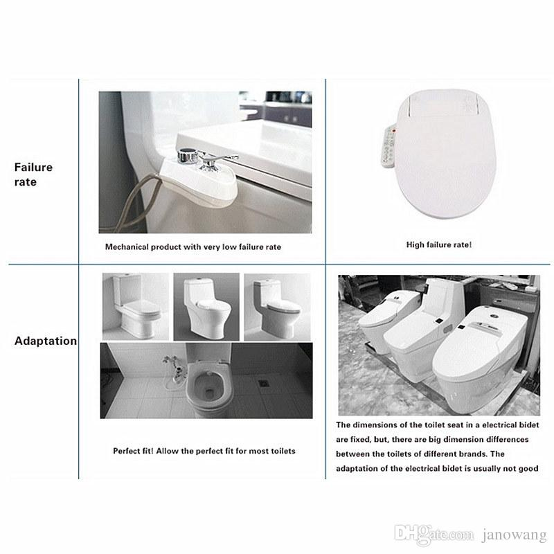 Terrific 2019 Feminine Hygien And Clean Butt Bidet High Quality Toilet Seat Bidet Retractable Nozzle Bidet Spray With Self Cleaning J17134 From Janowang Ibusinesslaw Wood Chair Design Ideas Ibusinesslaworg