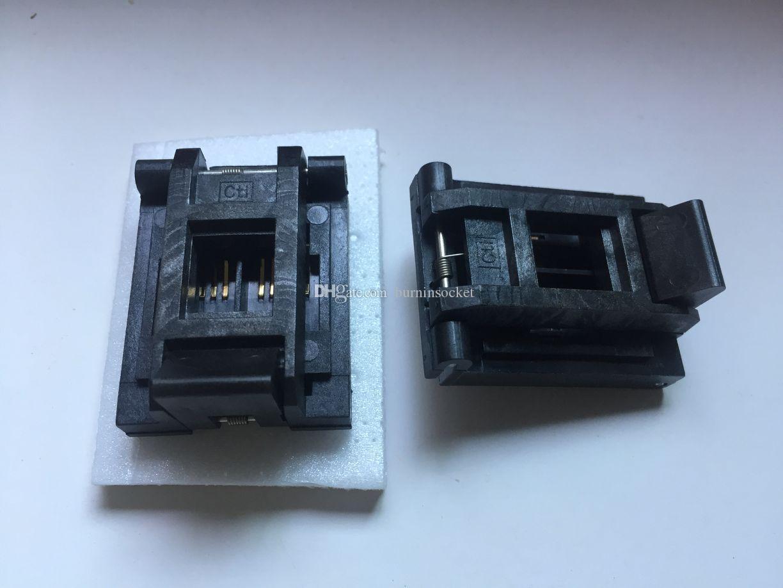 Wells-cti ic test soketi 499-042-00 TO-263-5 soket yanık 1.7mm