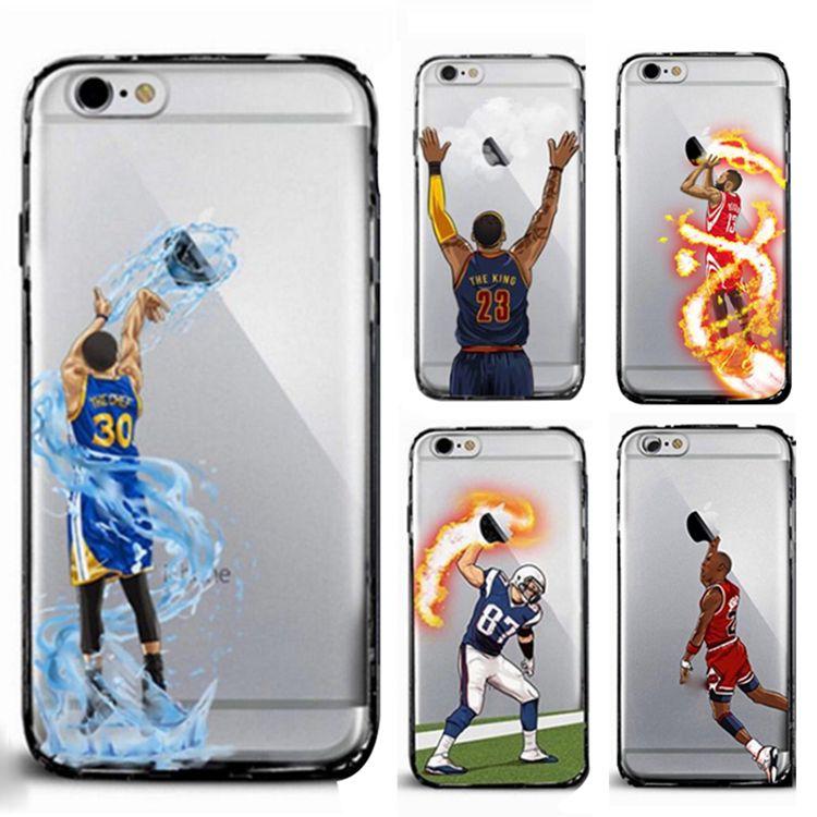 funda iphone 7 basketball