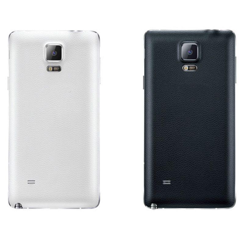 500PCS OEM Arrière Logement de Batterie Couvercle Arrière Porte De Remplacement Pour Samsung Galaxy Note 2 3 4 N7100 N9000 N9100 Libre DHL