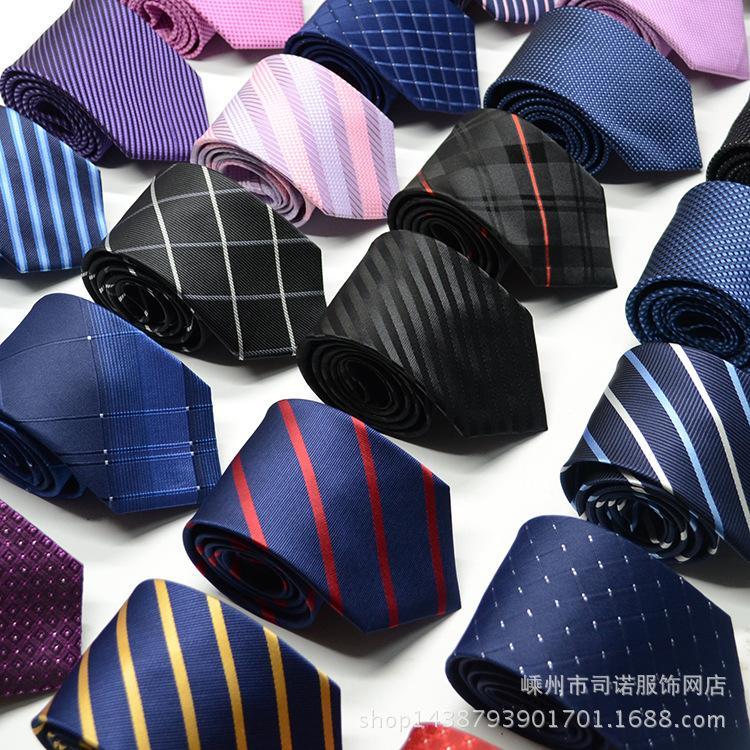 Listra 8 Cm Magros Laços Homens Casamento Gravata Vermelha Moda Homem Preto Acessórios Simplicidade para a Festa de Negócios Lote Formal