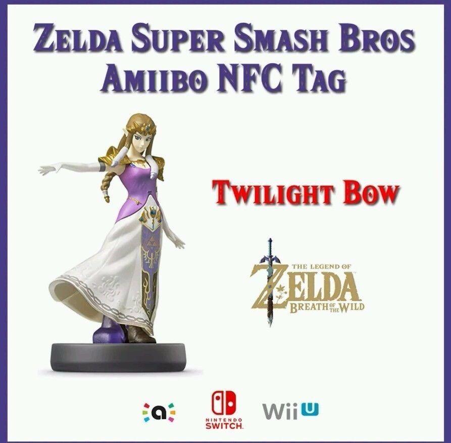 Купить Оптом Zelda Super Smash Bros  Amiibo NFC Tag Card Легенда О Зельде  Отsala01 В Категории Другие