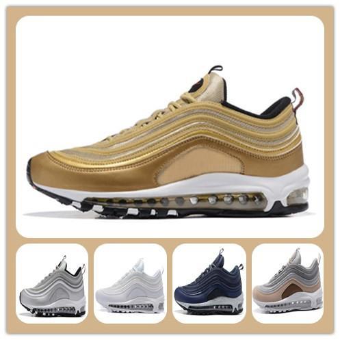 الجملة الوافدين الجدد Max97 TRIPLE BLACK OG Undftd مهزوم CR7 نيون أحذية رياضية أحذية رياضية أحذية رياضية رجالي التدريب المدربين