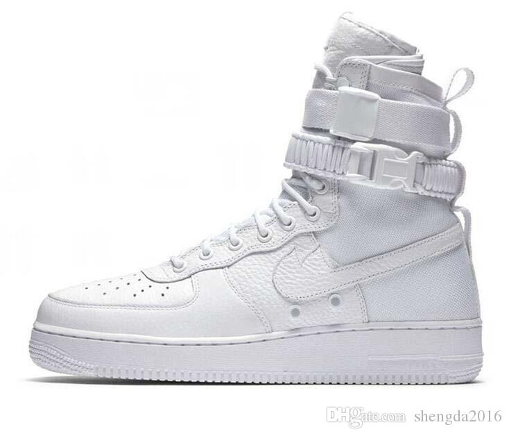 Field New De High Men Air Women Force Course Special Forces Urban Af1 Acheter Utility Sneakers Boots 1 Sport Sf Mode Chaussures Unisexe 92IDEH