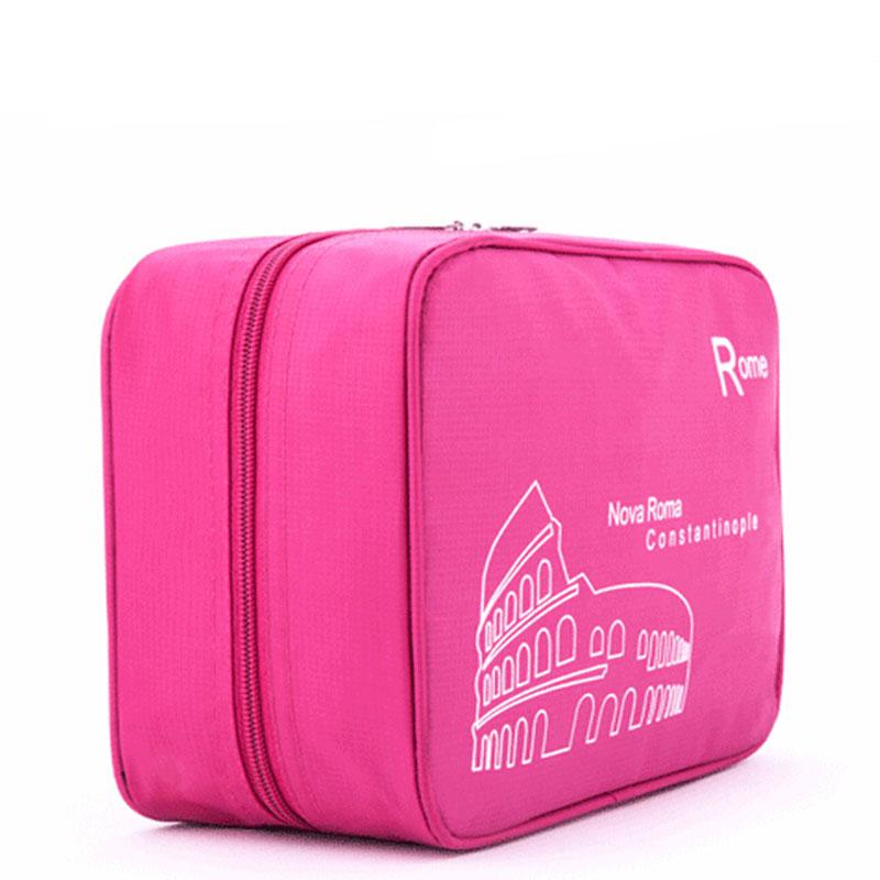 FLYING BIRDS! women Cosmetic Bags Makeup Bag Cosmetic case travel style wash bags Large Women Packages Waterproof bag LM3128fb