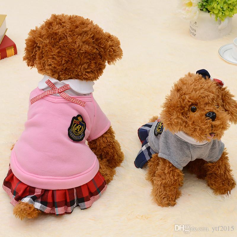 Small Pet Dog Clothes Puppy Coats Warm Sweater Cheap Jacket Vest Funny Costumes for Small Dog Apparel Cute Chihuahua Clothes 21