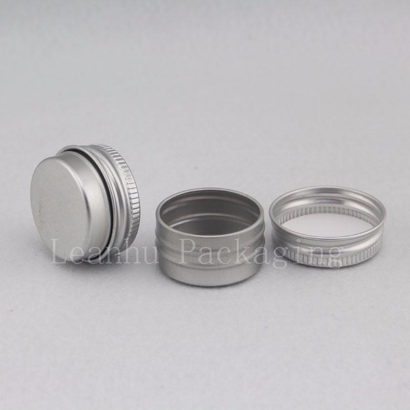 8g aluminum jar with screw lid (2)