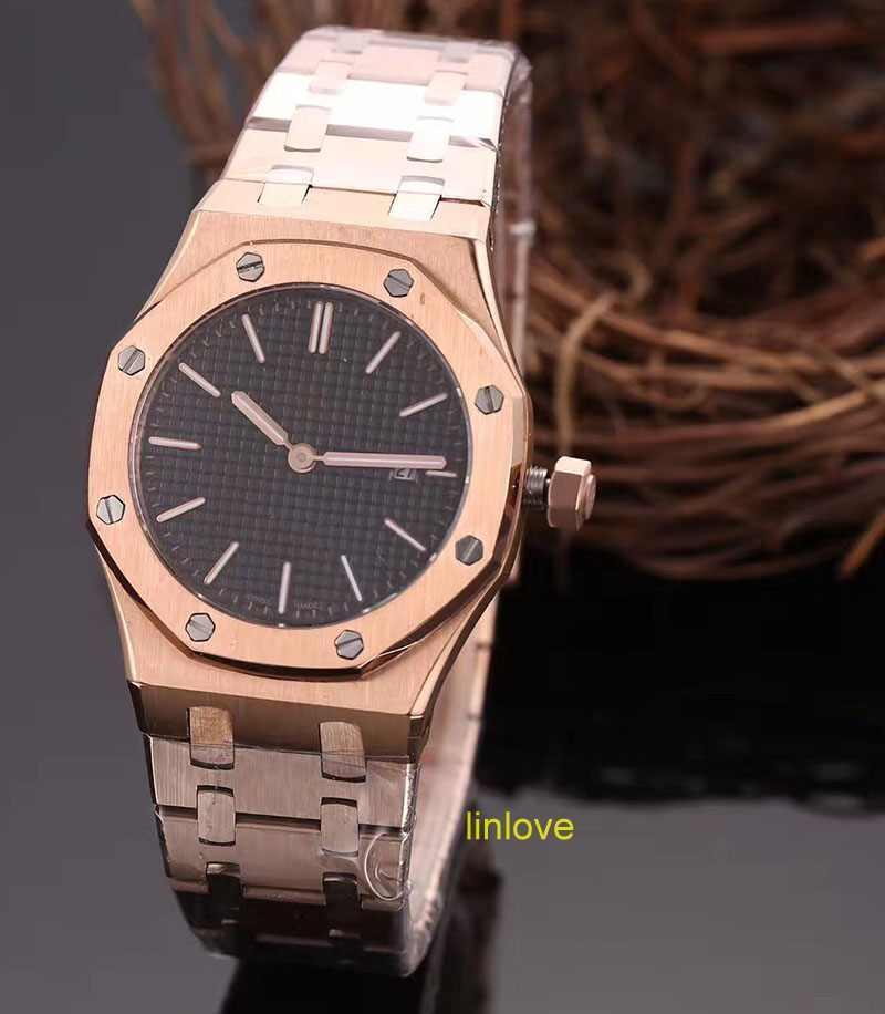 وردة فاخرة الذهب ووتش المحدودة الجودة ساعة اليد أزياء نسائية مصمم ساعات نسائية Orologio دي فندق Lusso