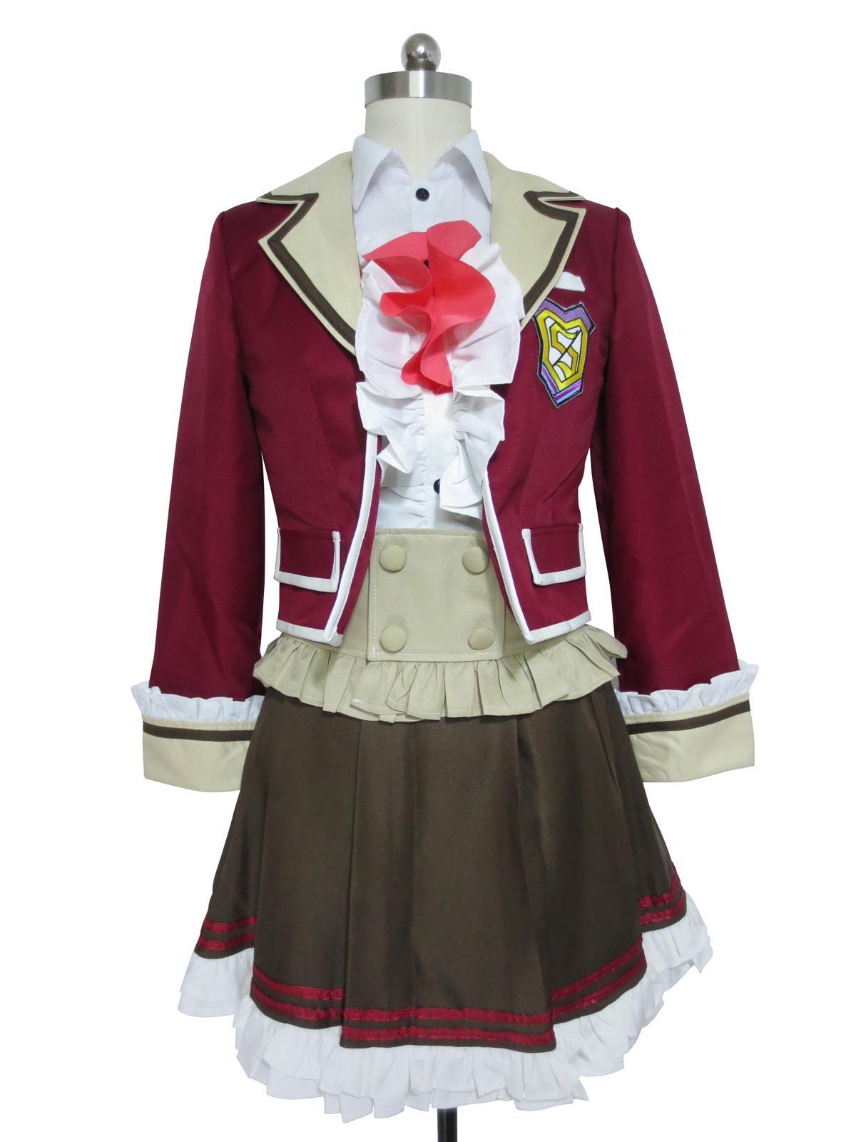 497b848c87b40 Dance with Devils Ritsuka Tachibana Halloween Skirt Set Cosplay Costume