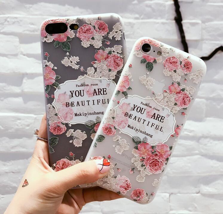cover iphone 6 plus fiori