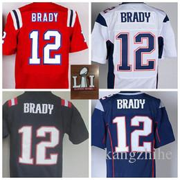 2021 Tom Brady Jerseys Well Stitch 2017 Super Bowl Patch Jersey ...