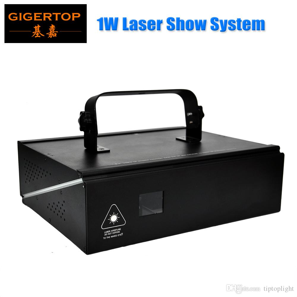 Cheap Price 1W RGB Laser Light 90V-240V High Quality Full Color RGB Laser Effect Light 1Watt RGB Animation Laser Light