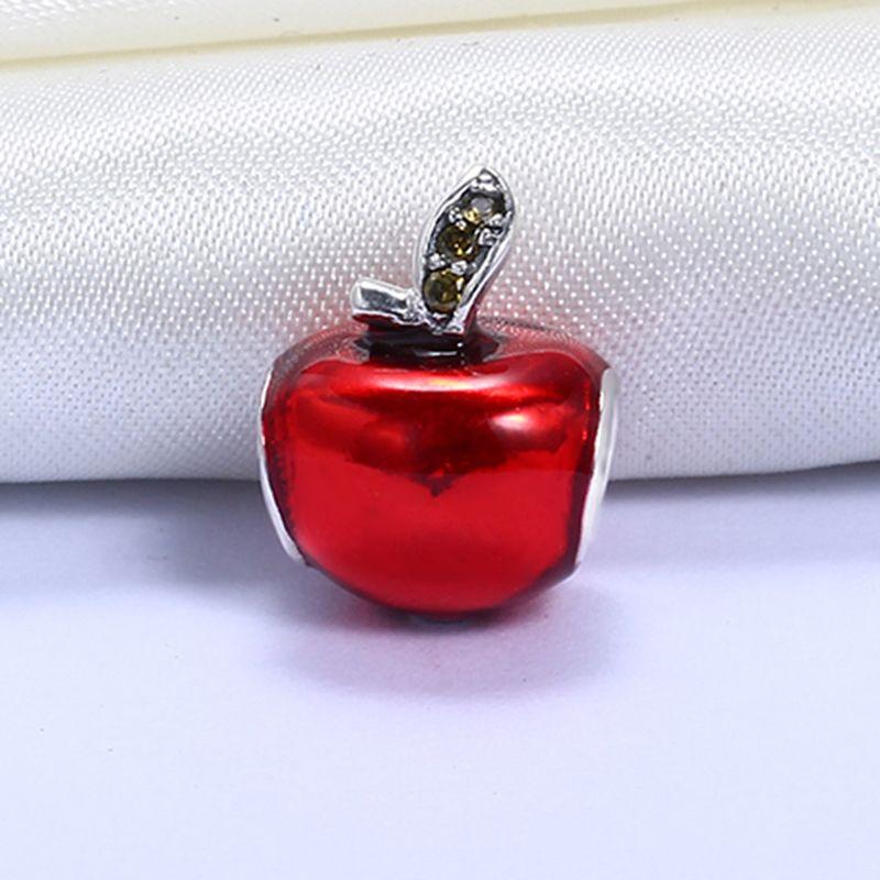 En gros VRAI 925 STERLING STERLING ARGENT NON PLAQUÉ COUPE DE CHARMES DE CHARMES EUROPÉENNES FIT FIT PANDORA SNAKE chaîne Bracelet DIY bijoux