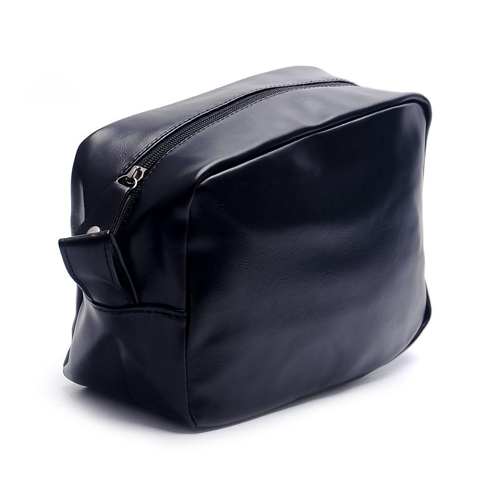 7c5085962e5b3 Satın Al Toptan Boşlukları PU Faux Deri Damat Çanta Erkek Tıraş Çanta Düz  Renk Fermuar Makyaj Çantası DOM137, $486.71 | DHgate.Com'da