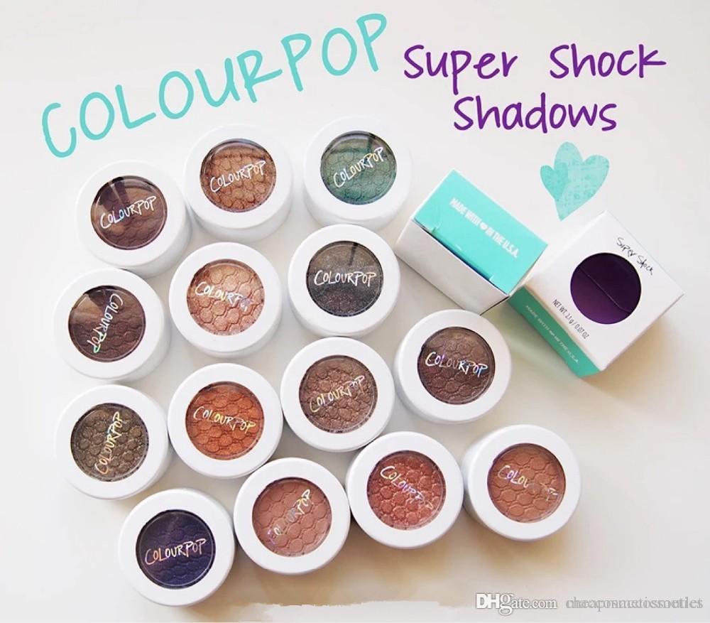 single shadows colourpop
