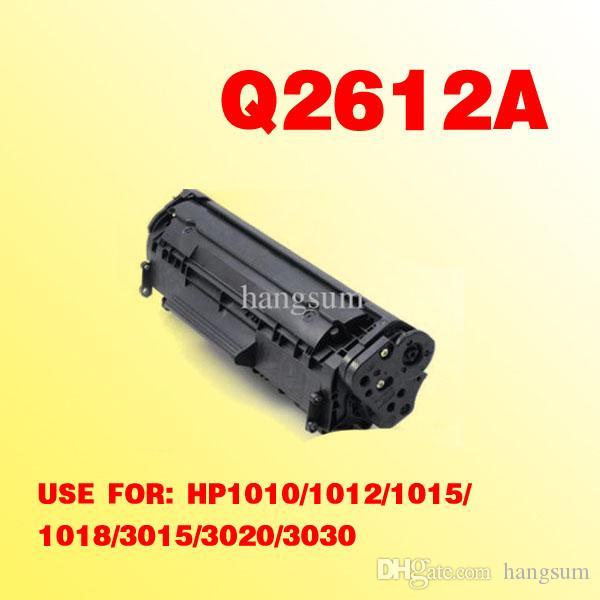 Nieuwe 2612A toner compatibel voor HP LaserJet 1010/1012/1015/1012/30/3020/3030 Printer