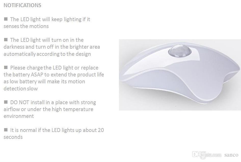 Bathroom Lights Keep Turning Off 2017 motion sensor light,butterfly shape,rechargeable battery
