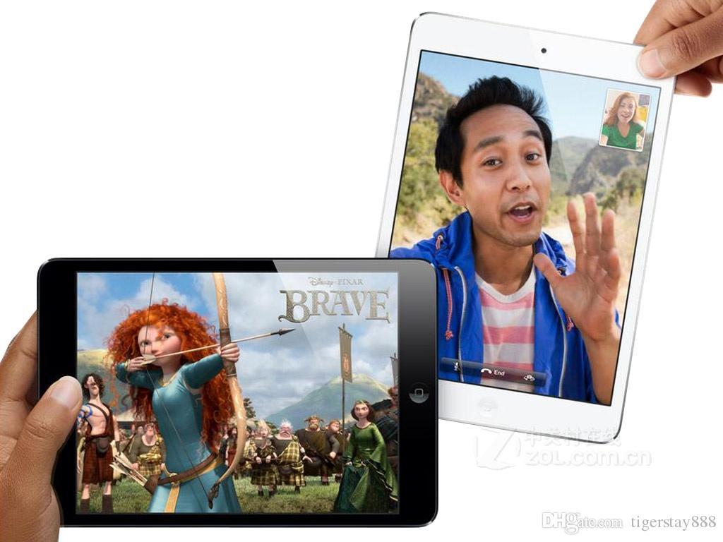 "2017 Refurbished Original Apple iPad mini 1st Generation 16GB 32G 64G Wifi IOS A5 7.9"" Tablet PC with Retail Box Accessories"