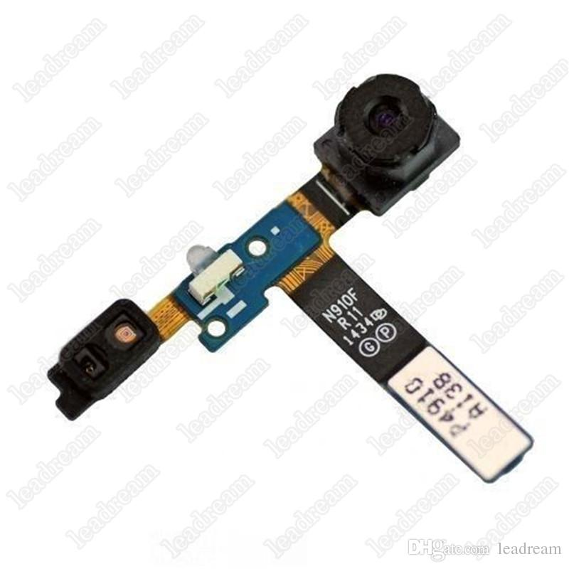 100PCS Cell Phone Flex Câbles Module de Caméra Avant Ruban Pièce De Rechange pour Samsung Galaxy Note 2 3 4 gratuit DHL