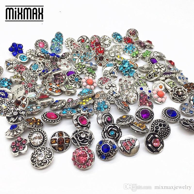 charms intercambiabili zenzero 12mm / 18mm con moschettoni adatti per scattare gioielli nuovi di zecca