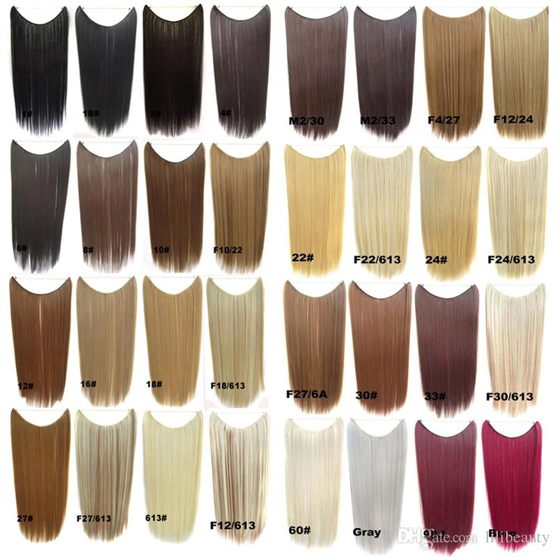 Lili Brazilian Flip In Synthetic Heat Resistance Long Straight Hair